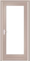 Kozijn met deuren